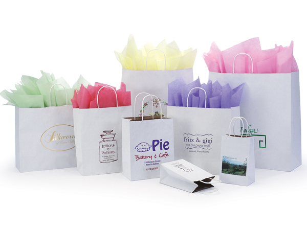 Duet Paper Shopping Bags