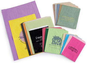 Color Kraft Merchandise Bags Rapp's
