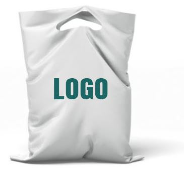 High Density Plastic Merchandise Bag