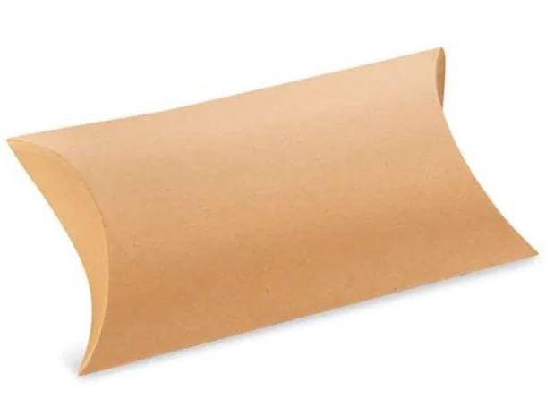 Kraft Pillow Pouche