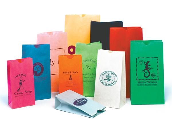 Paper SOS Bags
