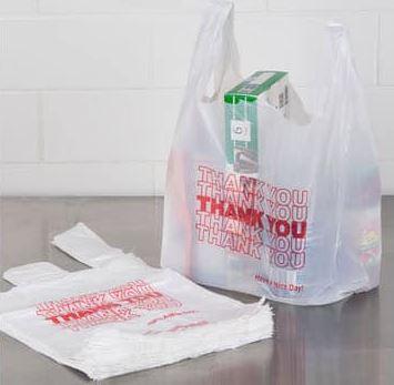 Plastic T-Shirt Bags Hero